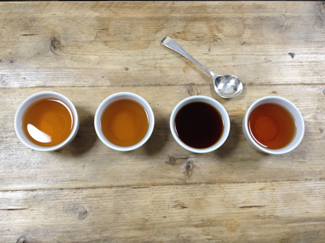 Cascara Familie Cupping